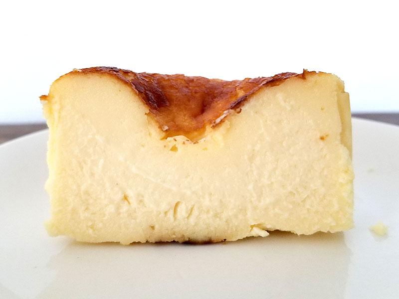 バスクチーズケーキを食べた感想 白金高輪「GAZTA(ガスタ)」