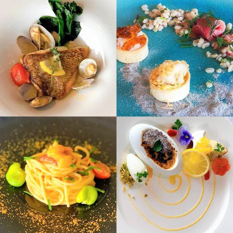 International cuisine subzero 料理イメージ