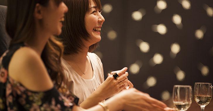 女性が選ぶ!誕生日・記念日に人気のレストランランキング