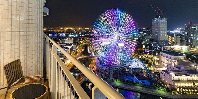 ホテルランキング1位 横浜ベイホテル東急