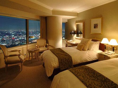全室52階以上!どの部屋からも絶景が楽しめる