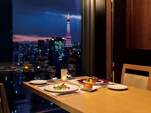 彼氏と楽しみたい夜景ディナー付き宿泊プラン