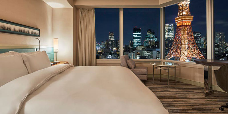 ホテルランキング 6位 ザ・プリンス パークタワー東京
