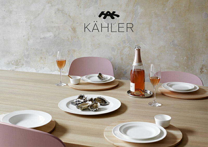 KAHLER ケーラー おすすめ食器ブランド