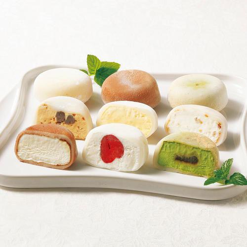 【MOCHIMORE】おもちアイス 12個セット お中元・夏ギフト