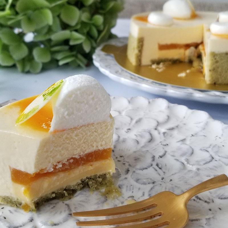 LikeSweetsBOXの夏期ケーキ「bonheur(ボヌール)」を食べてみた感想