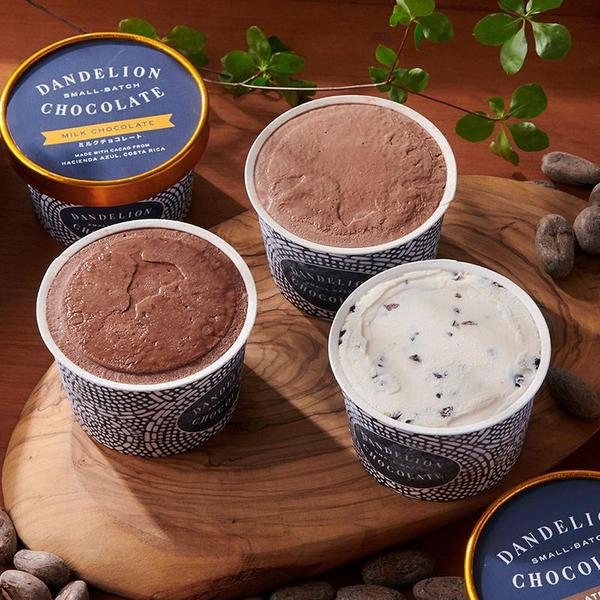 【Dandelion Chocolate】アイスクリーム&ソルベ お中元・夏ギフト