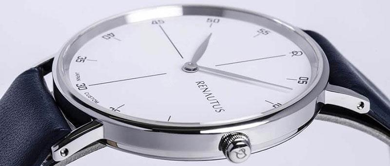 ジャパンメイドの高品質なオーダーメイド腕時計なのに低価格