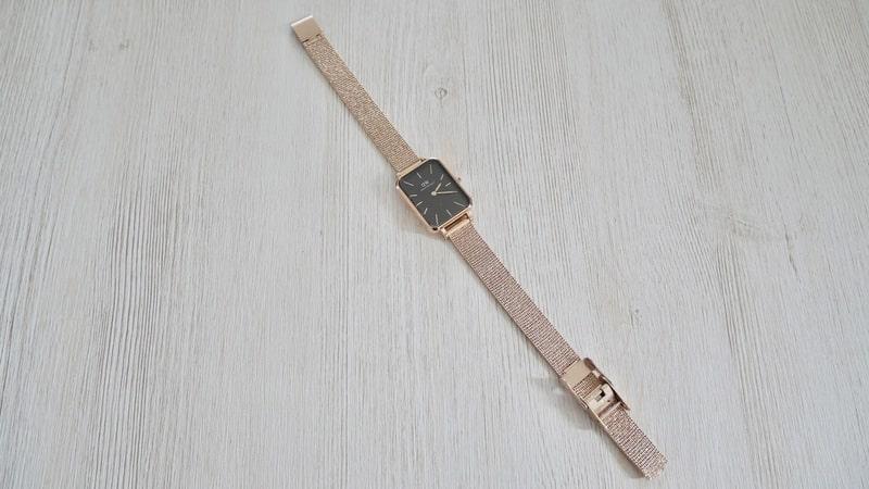 ダニエルウェリントンの腕時計「QUADRO(クアドロ)」