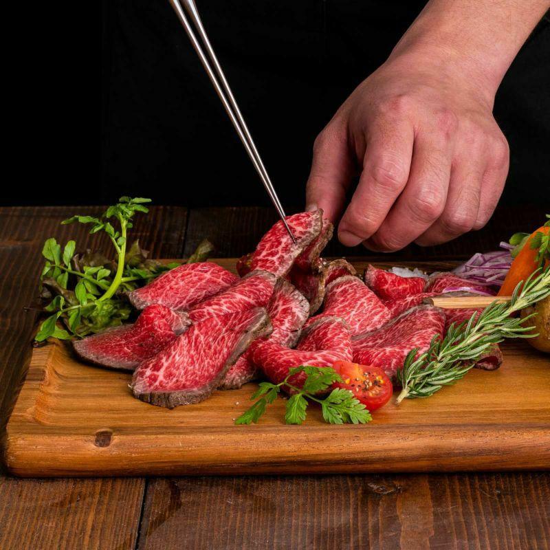 熊野牛赤身ローストビーフ
