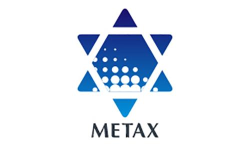 METAX(メタックス)のロゴマーク