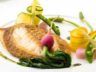 Dining & Bar TENQOO 料理 魚料理