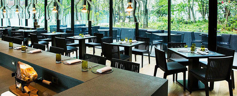 アマン東京 レストラン