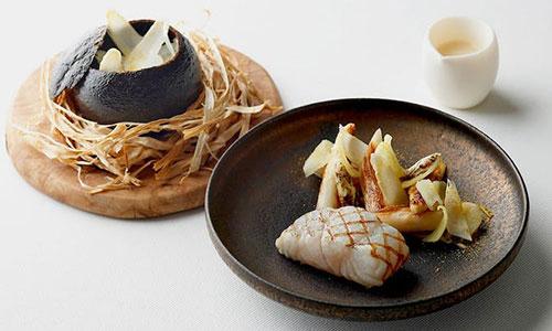 エステール/パレスホテル東京 料理