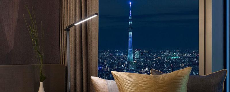 フォーシーズンズホテル東京大手町 夜景 景観