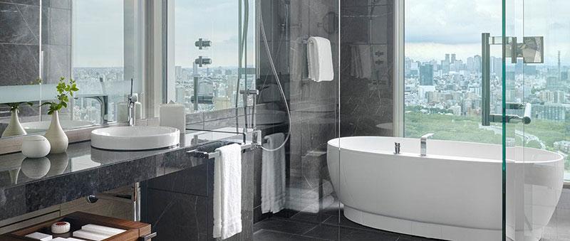 フォーシーズンズホテル東京大手町 浴室