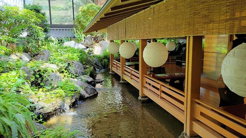 ホテル雅叙園東京 渡風亭