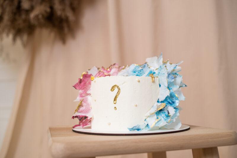 ジェンダーリビールケーキの特徴