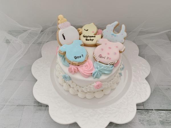 ジェンダーリビールケーキ