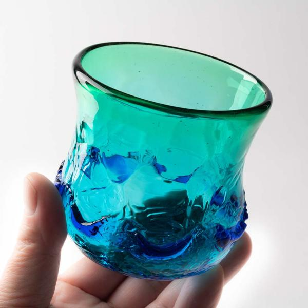 イラブチャー 丸グラス
