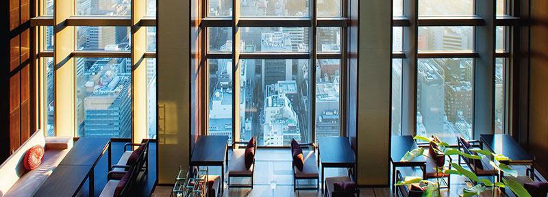 マンダリン オリエンタル 東京 ラグジュアリーホテル