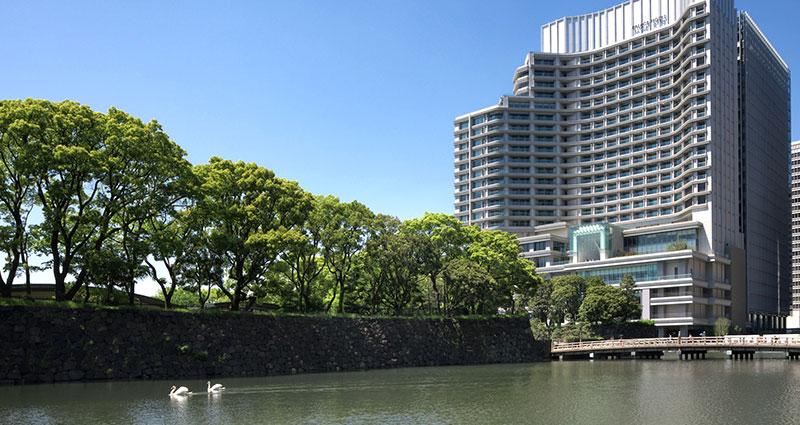 パレスホテル東京 ラグジュアリーホテル
