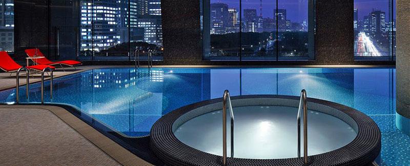 パレスホテル東京 スパ