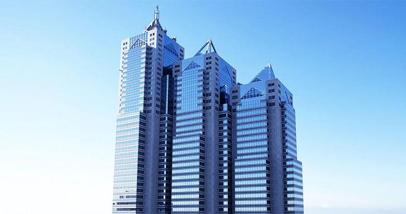 パークハイアット東京 外観 ラグジュアリーホテル