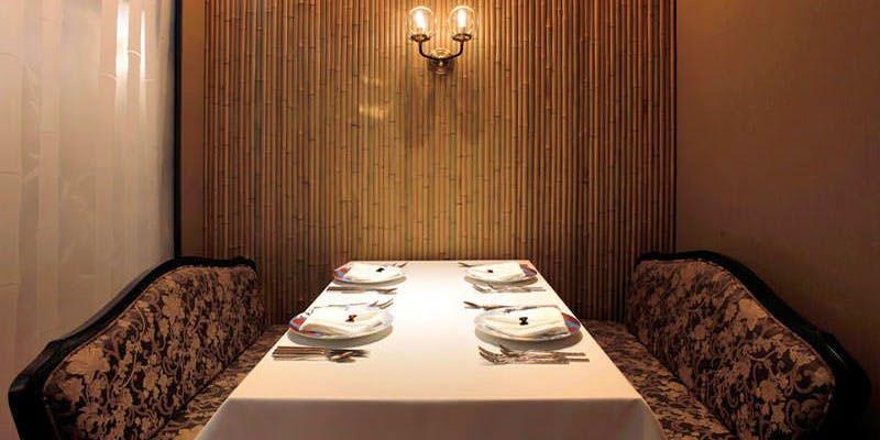SAMURAI dos Premium Steak House 八重洲鉄鋼ビル店 店内 個室