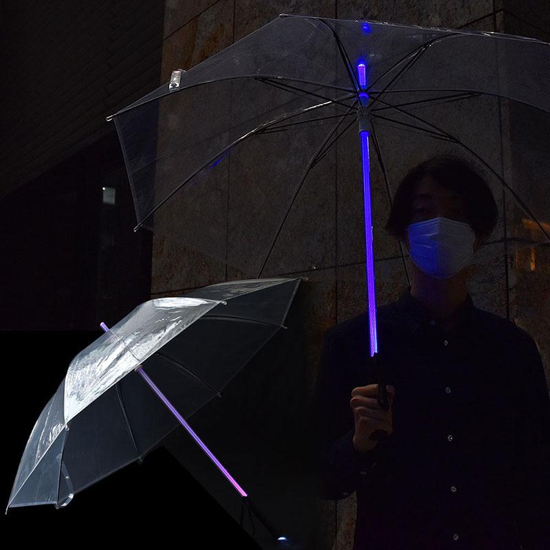 夜道も安心「光る!ライフセーブレラ」サンコーのおすすめ家電