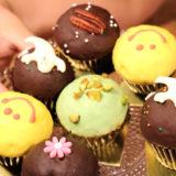 チャプチーノの「ハロウィンベイクド・カップケーキボックス8」を食べてみた感想