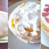 ホットケーキで手作りバースデーケーキを作ってみた!