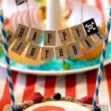 第1回|ケーキバンティングの作り方(ケーキ用のガーランド)
