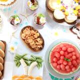 アロハ・ハワイアンをテーマにしたトロピカルな誕生日パーティー演出