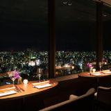 スカイツリーが見えるレストラン〜雅な夜景を眺めながら美味しい料理を楽しもう♪