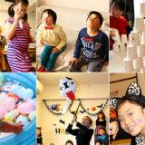 キッズパーティーで盛り上がる!楽しいアクティビティ・パーティーゲームアイデア