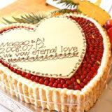 【大きいサイズのケーキ】大人数の誕生日パーティー向けパーティーケーキ
