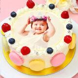 【写真ケーキ】写真入りのサプライズな誕生日ケーキ10選!