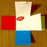 サプライズな5めくりミニメッセージカード~手作りメッセージカードアイデア集