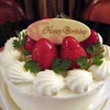 バースデーケーキの写真 | 無料で使える!誕生日のフリー素材(商用利用・加工可)