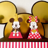 ディズニー・ミッキー&ミニーの雛人形<PriPri〜ひなまつり盛り上げアイデア集>