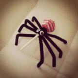 第19回|<ハロウィン飾りDIY>スパイダーキャンディーの作り方