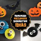 ハロウィンの飾り付けアイデアまとめ(作り方、無料素材、型紙あり)